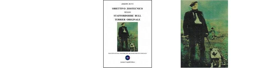 Obiettivo Zootecnico sullo Staffordshire Bull Terrier originale