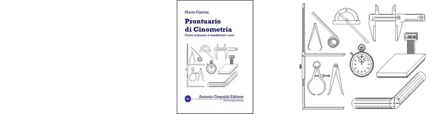 Prontuario di Cinometrìa. Come misurare e classificare i cani.