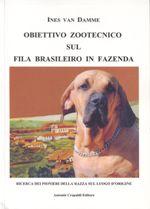 Obiettivo zootecnico sul Fila Brasileiro in fazenda