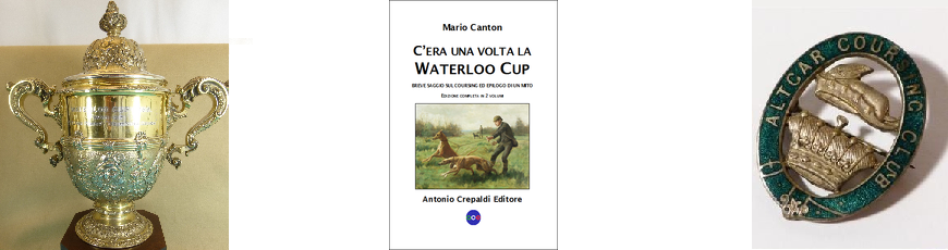 C'era una volta la Waterloo Cup. Breve saggio sul coursing ed epilogo di un mito.