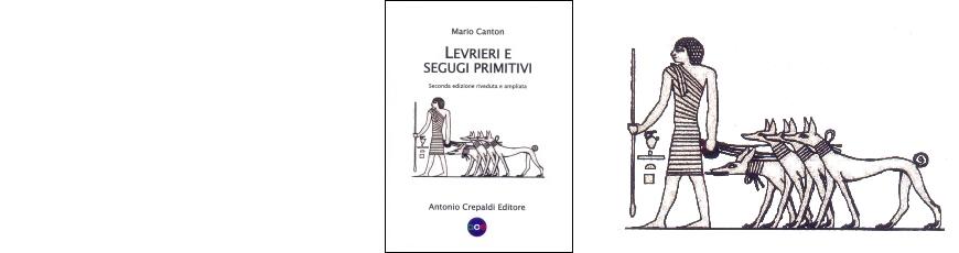 Levrieri e Segugi Primitivi – 2ª edizione riveduta e ampliata