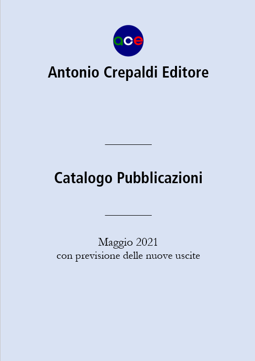 Copertina catalogo ACE maggio 2021